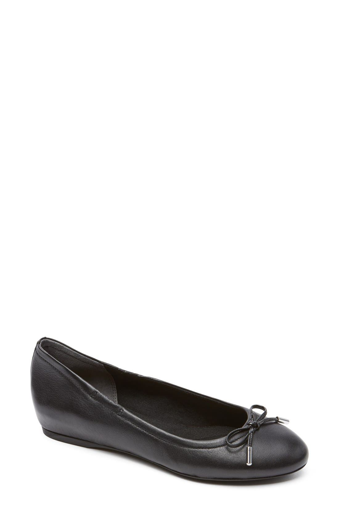 Rockport 'Total Motion' Ballet Flat (Women)