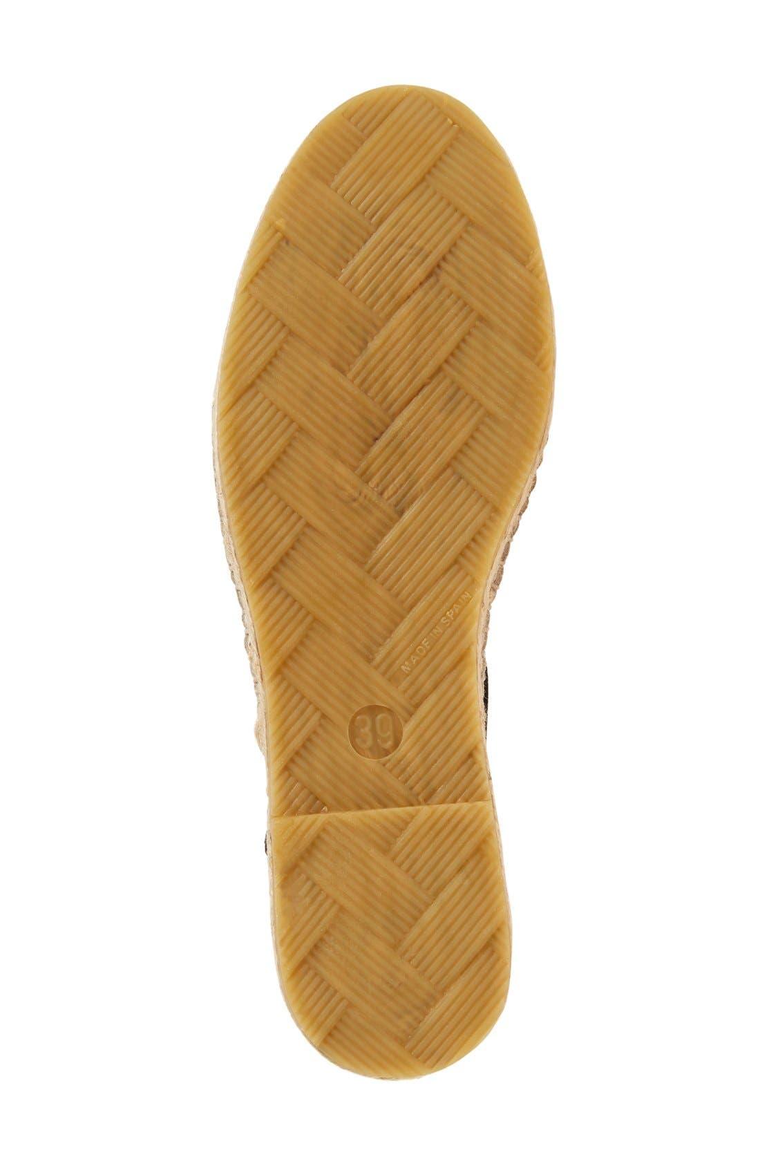 Alternate Image 4  - Free People 'Marina' Espadrille Sandal (Women)