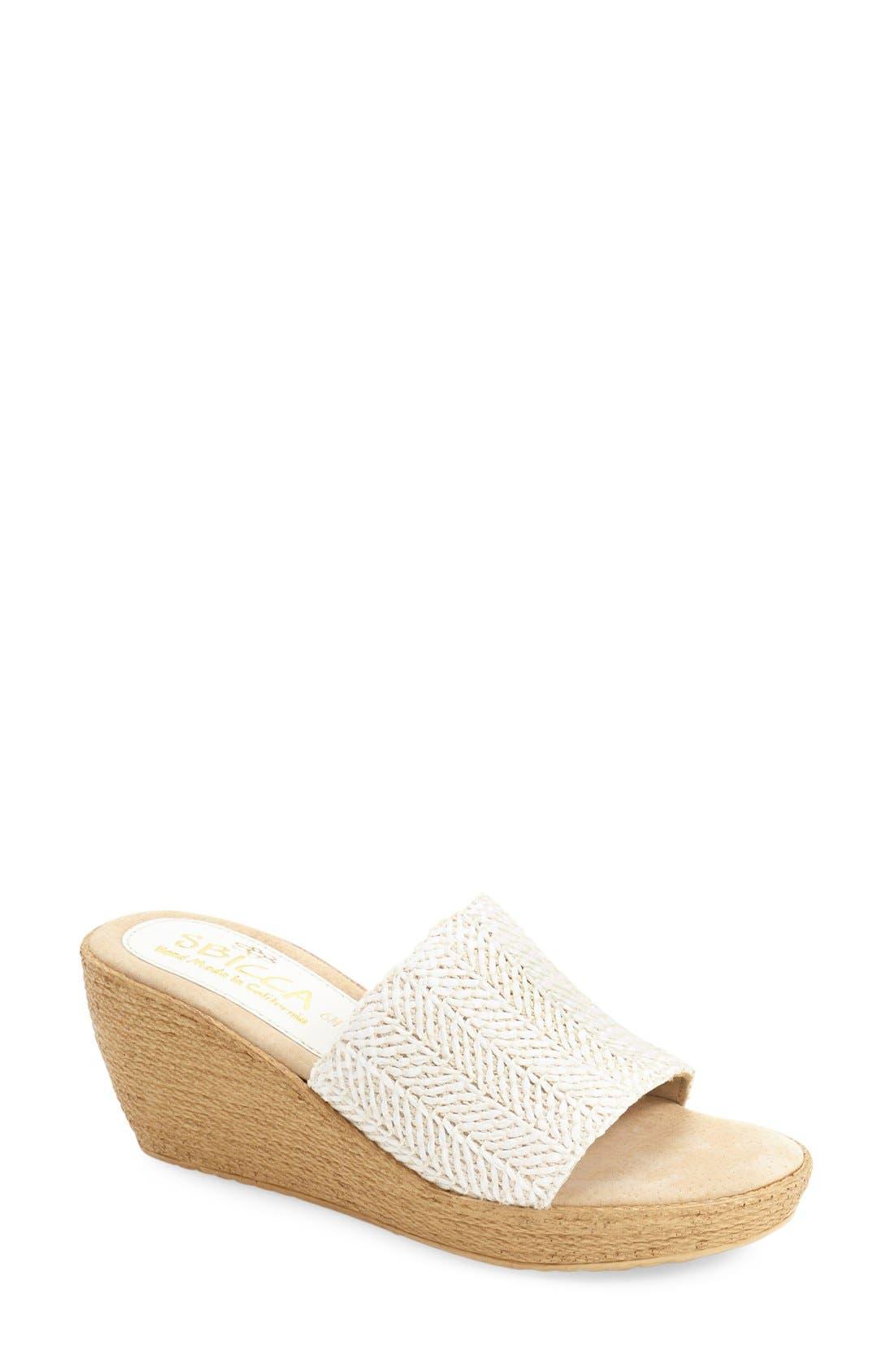Alternate Image 1 Selected - Sbicca 'Fiorella' Sandal (Women)