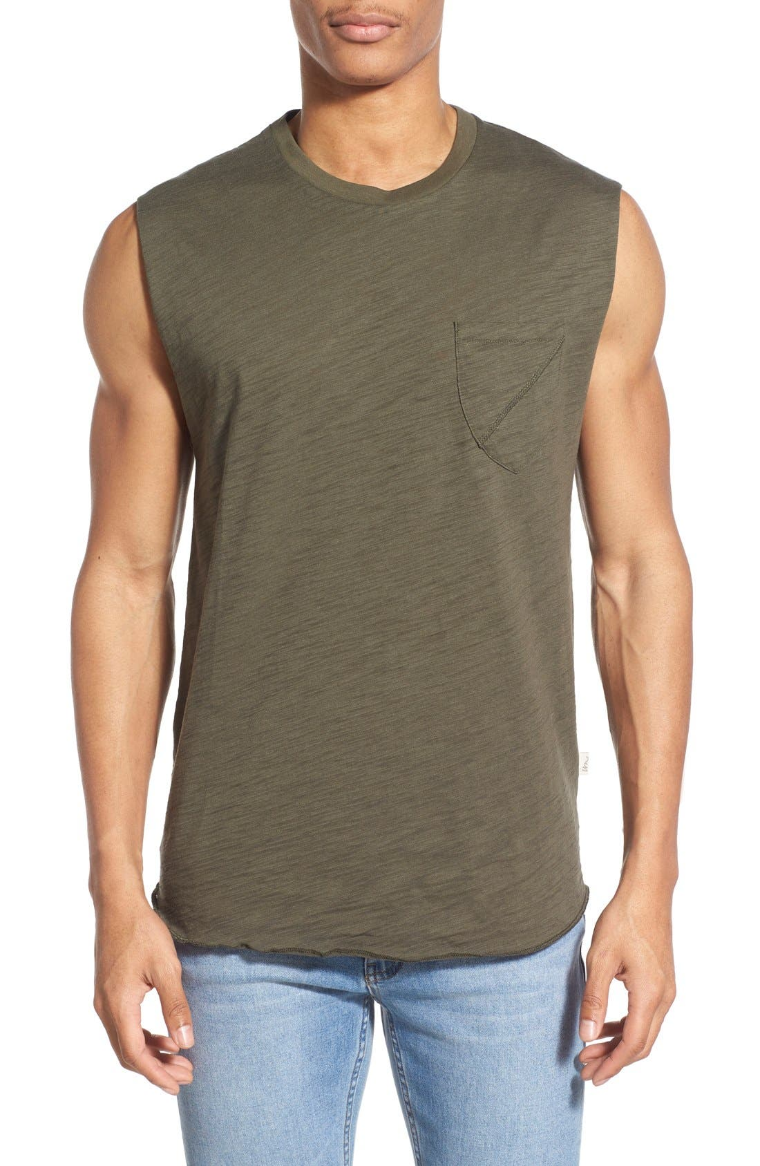 Alternate Image 1 Selected - Imperial Motion 'Garth' Muscle Pocket Tank