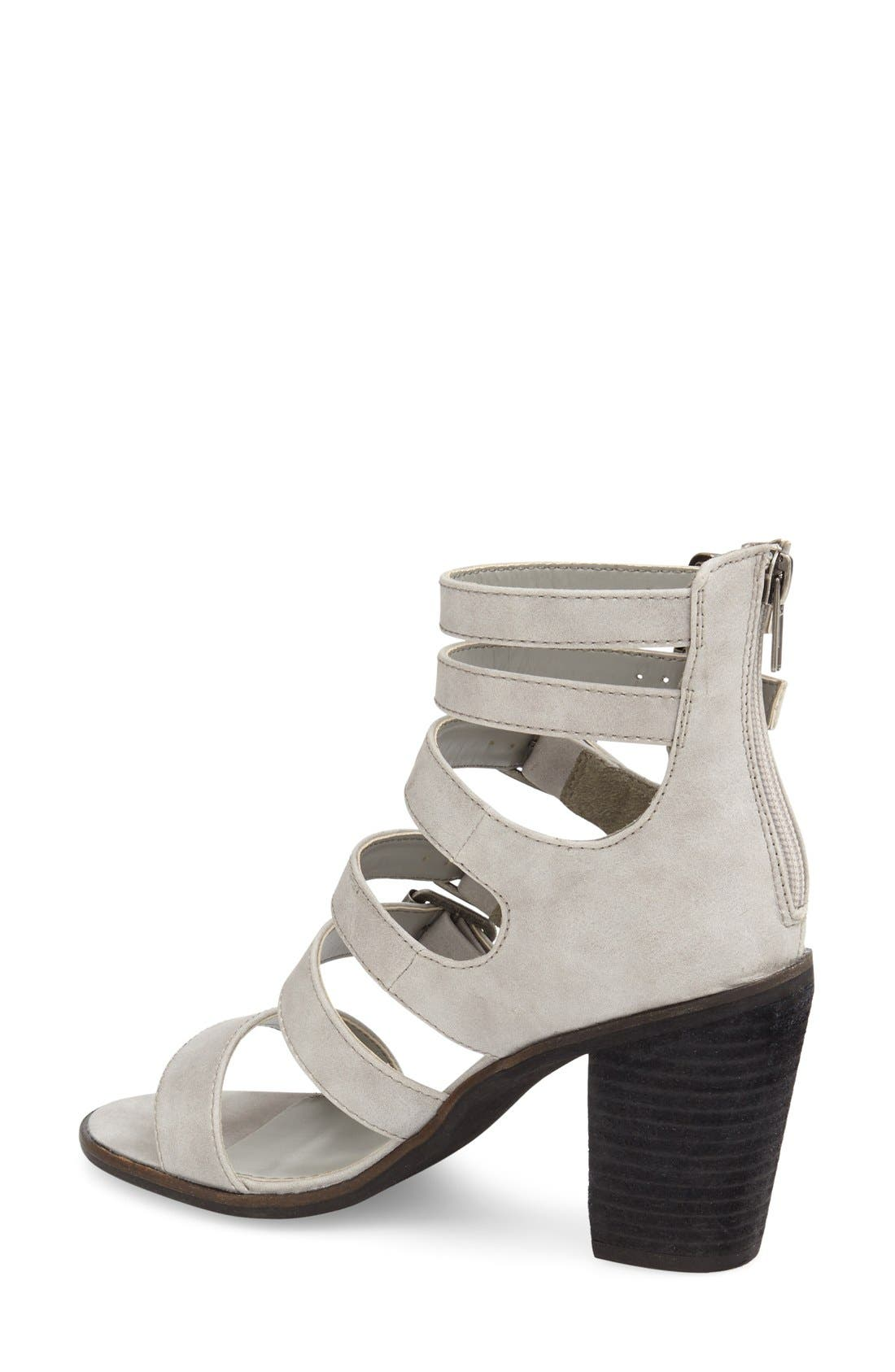 Alternate Image 2  - Rebels 'Yandy' Strappy Block Heel Sandal (Women)