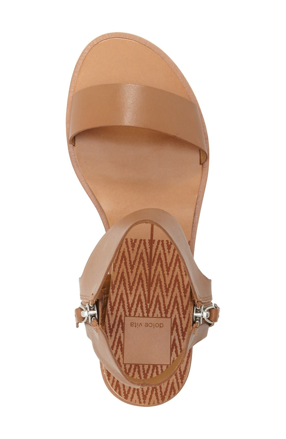Alternate Image 3  - Dolce Vita 'Paris' Ankle Cuff Sandal (Women)