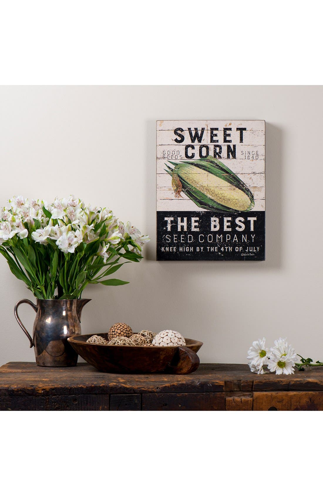 Alternate Image 2  - Primitives by Kathy 'Sweet Corn' Sign