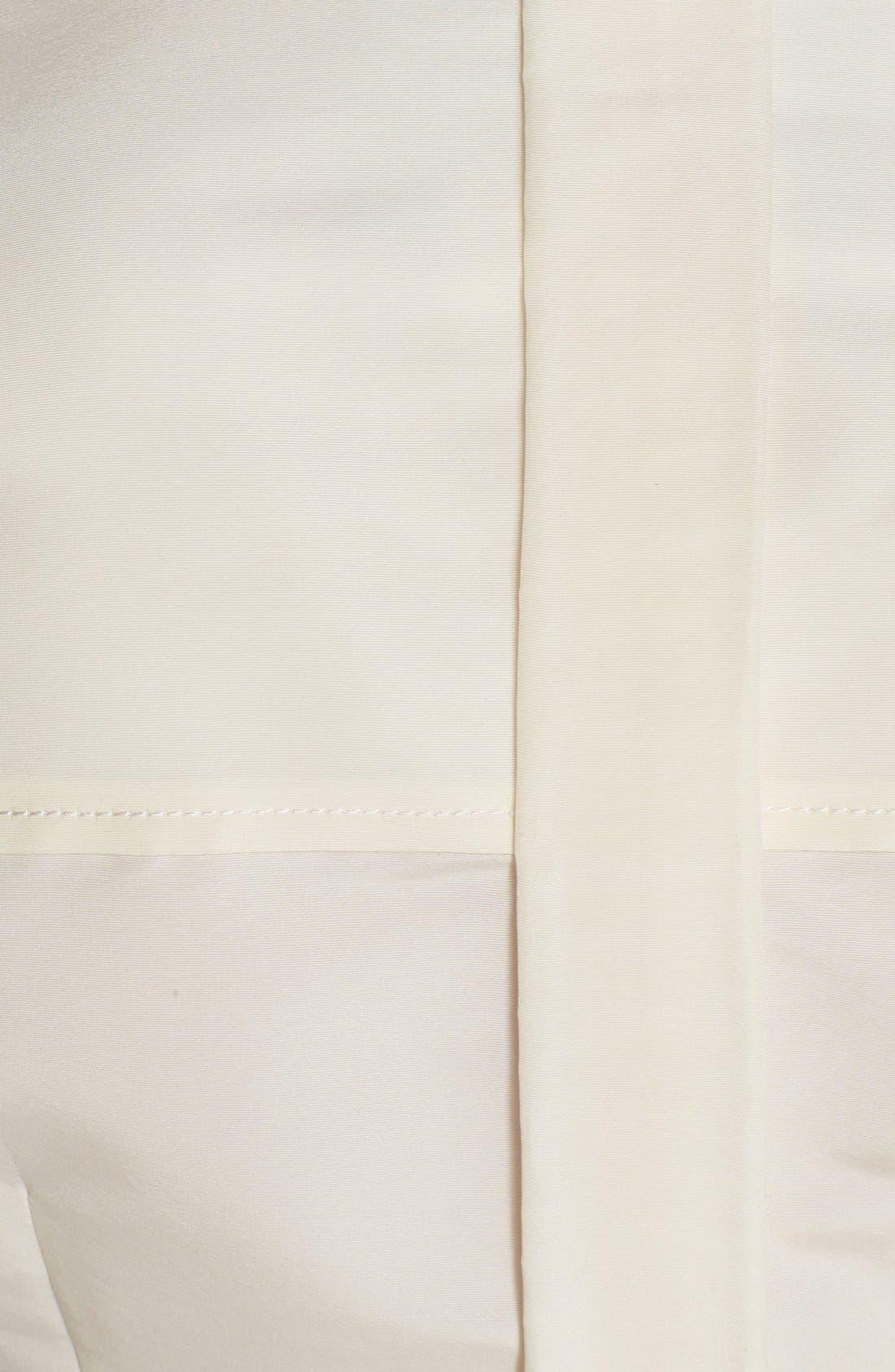 Alternate Image 5  - Carolina Herrera Full Sleeve Silk Blouse