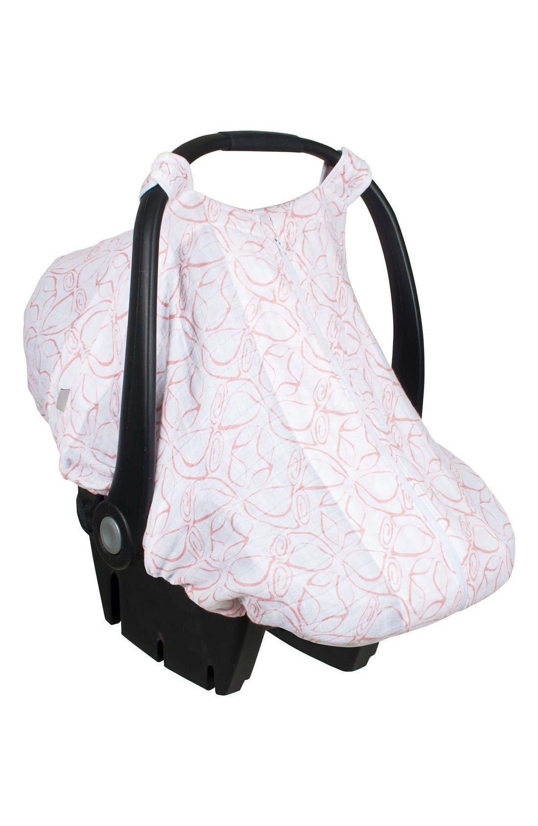 Bébé au Lait Muslin Car Seat Cover