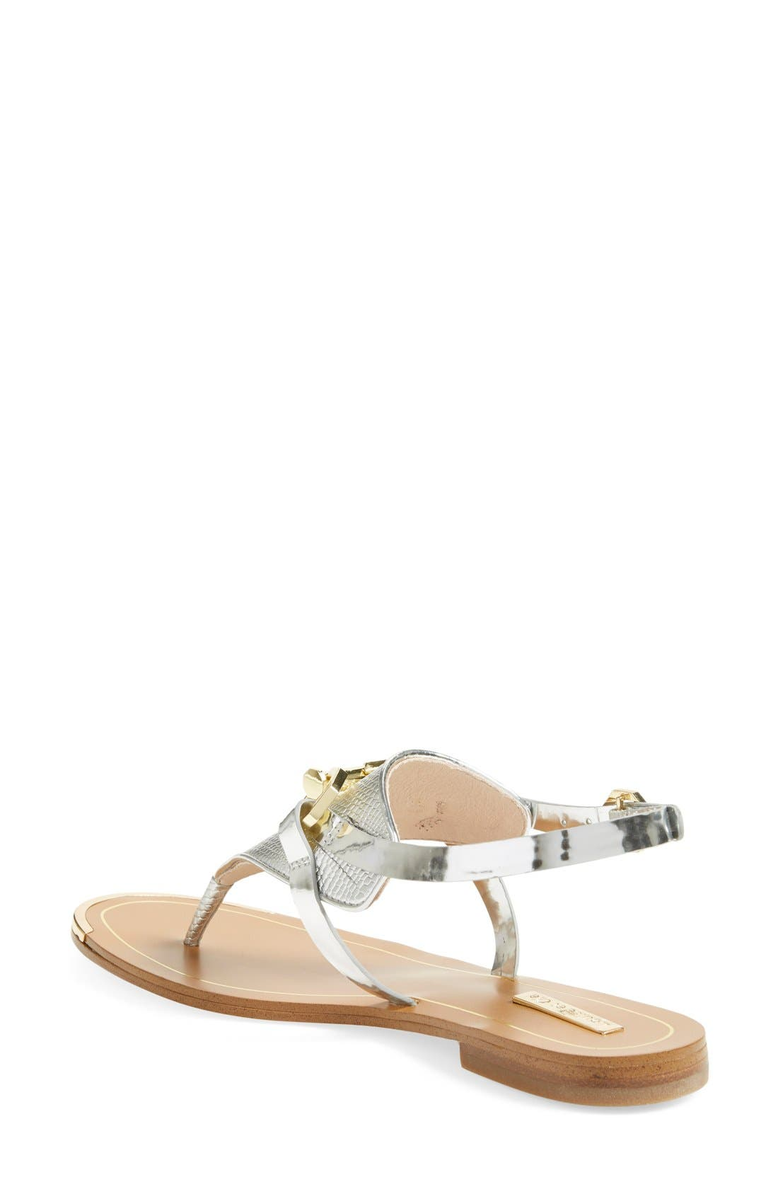 Alternate Image 2  - Louise et Cie 'Rissa' Flat Sandal (Women)