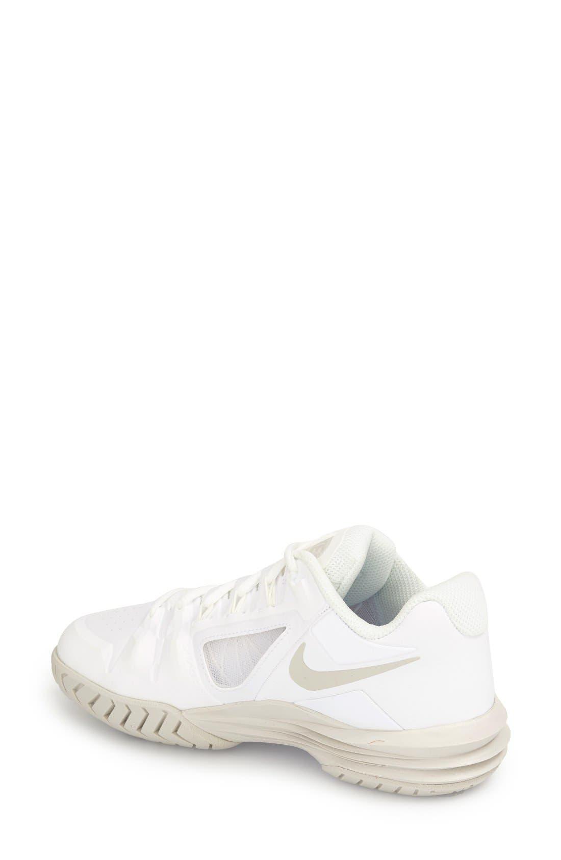 Alternate Image 2  - Nike 'Lunar Ballistec 1.5' Tennis Shoe (Women)
