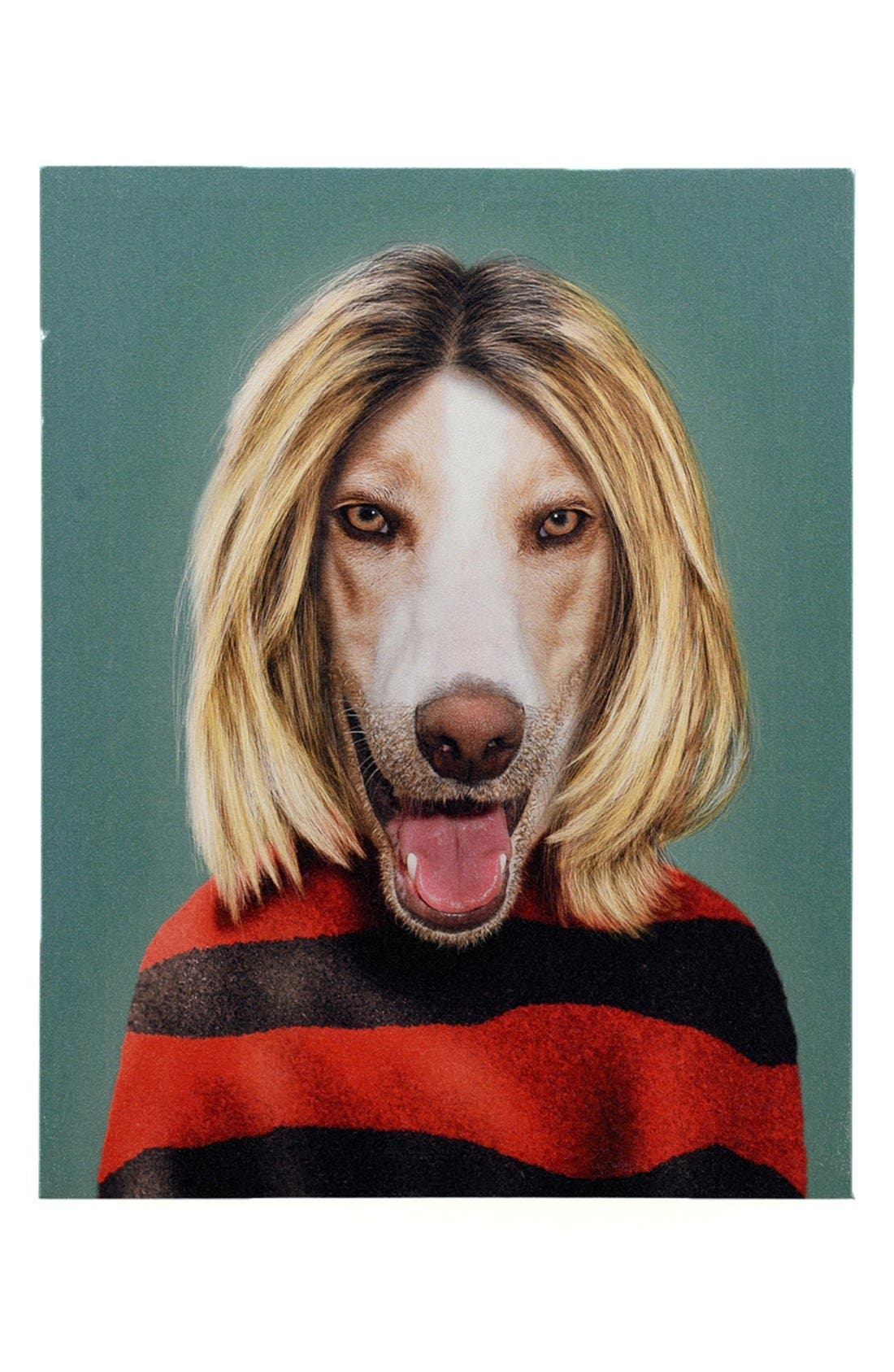 Alternate Image 1 Selected - Empire Art Direct 'Pets Rock™ - Grunge' Giclée Wall Art