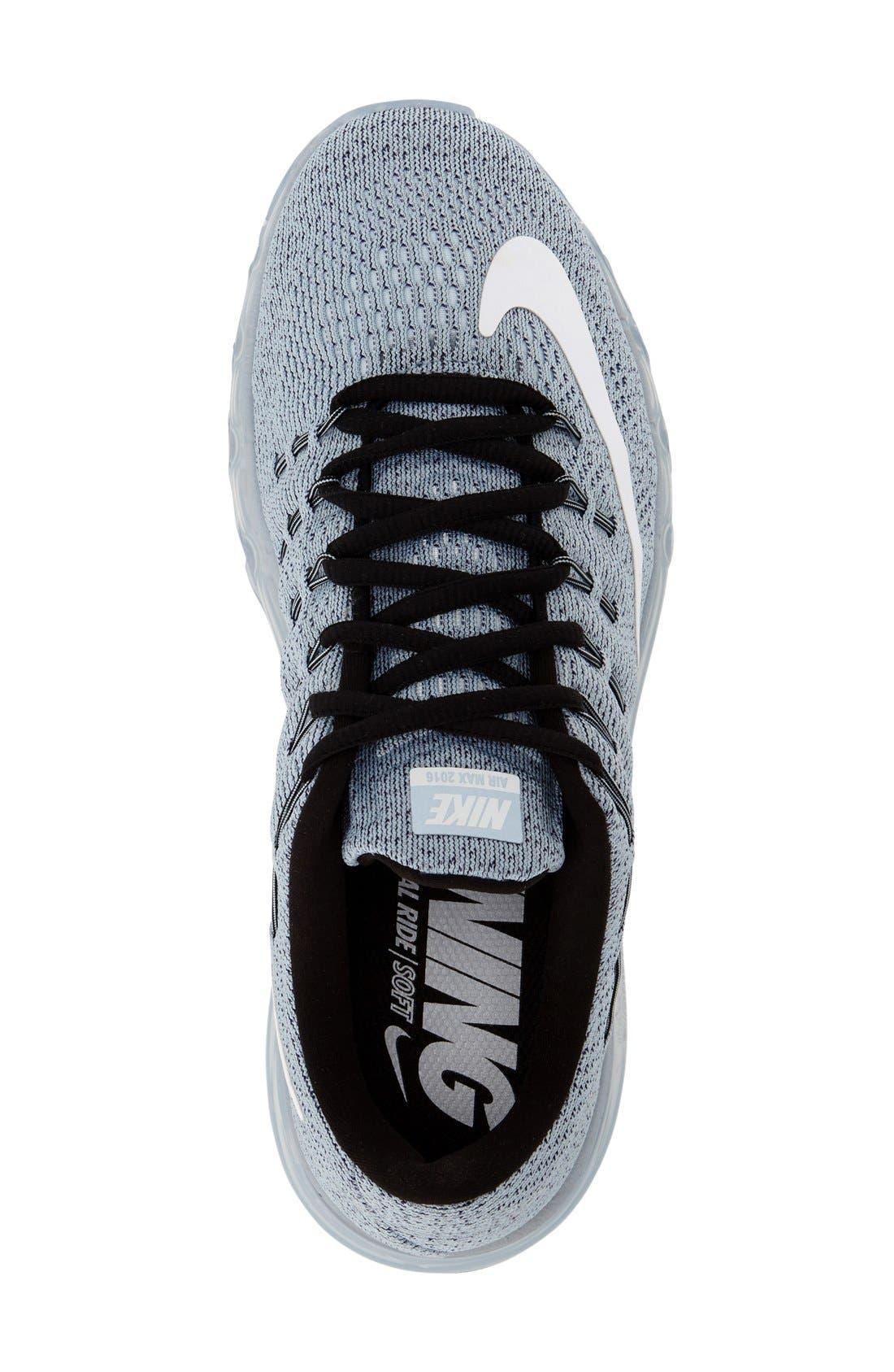 Alternate Image 3  - Nike 'Air Max 2016' Running Shoe (Women)