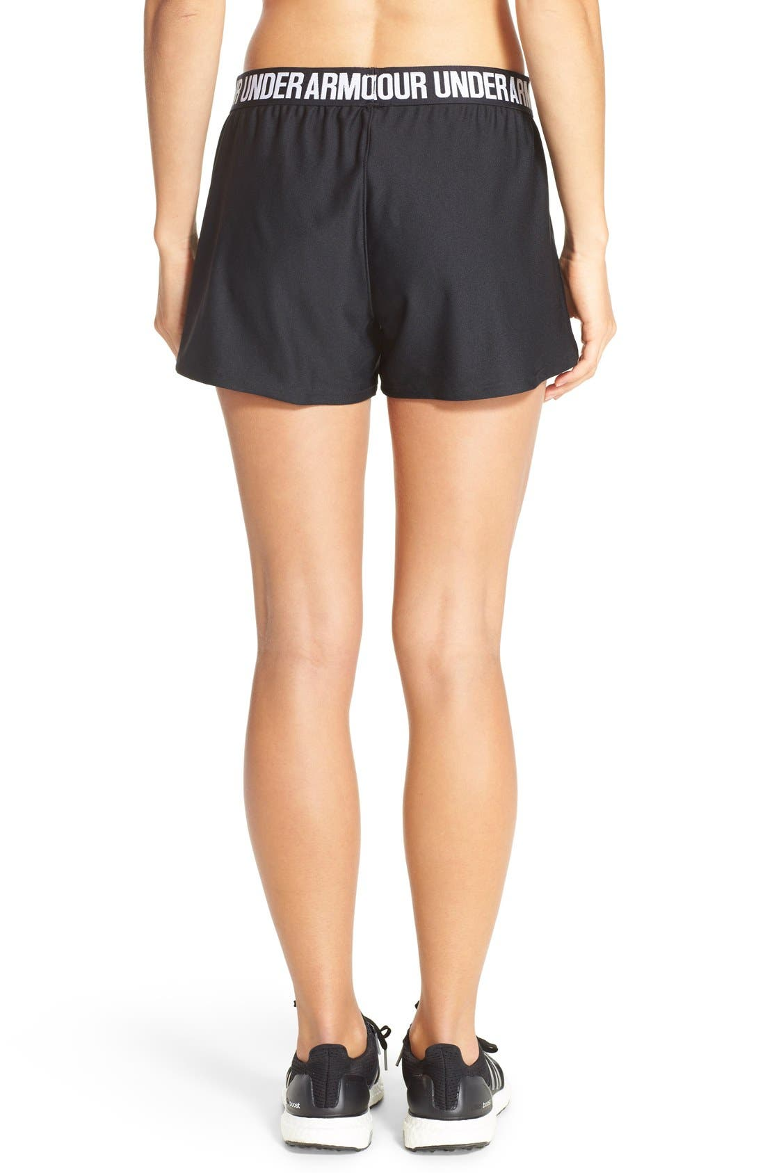 Alternate Image 2  - Under Armour 'Play Up' Track Shorts