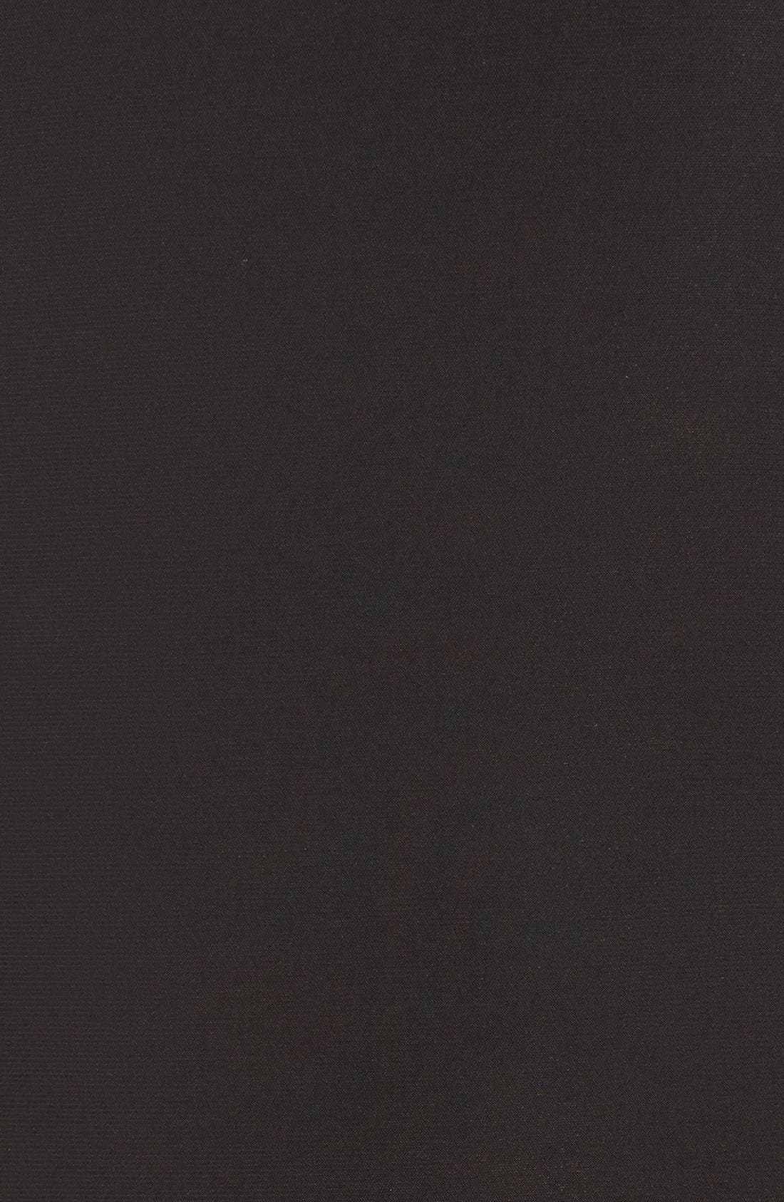 Alternate Image 7  - Xscape Beaded Mesh & Jersey Sheath Dress