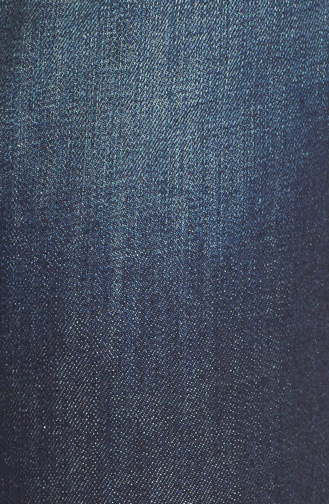 Alternate Image 6  - rag & bone/JEAN 'The Dre' Slim Fit Boyfriend Jeans (Yesler)