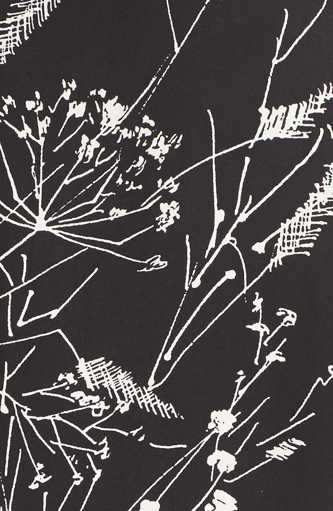 Alternate Image 5  - Olivia Palermo + Chelsea28 Floral Print Long Vest