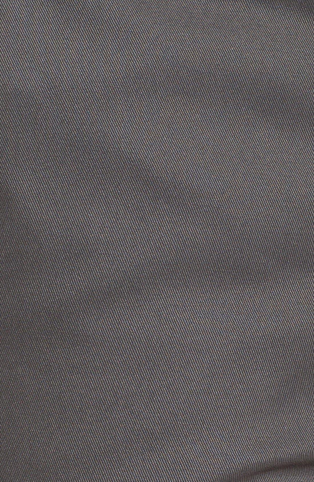 Alternate Image 5  - Nordstrom Men's Shop Smartcare™ Slim Leg Twill Pants