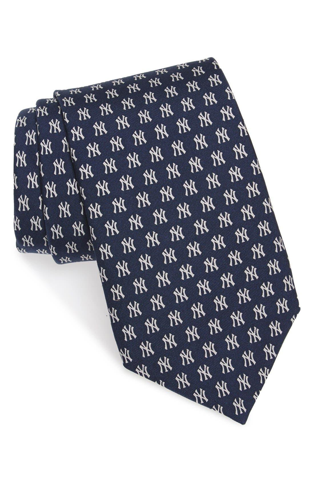Vineyard Vines 'New York Yankees' Silk Tie
