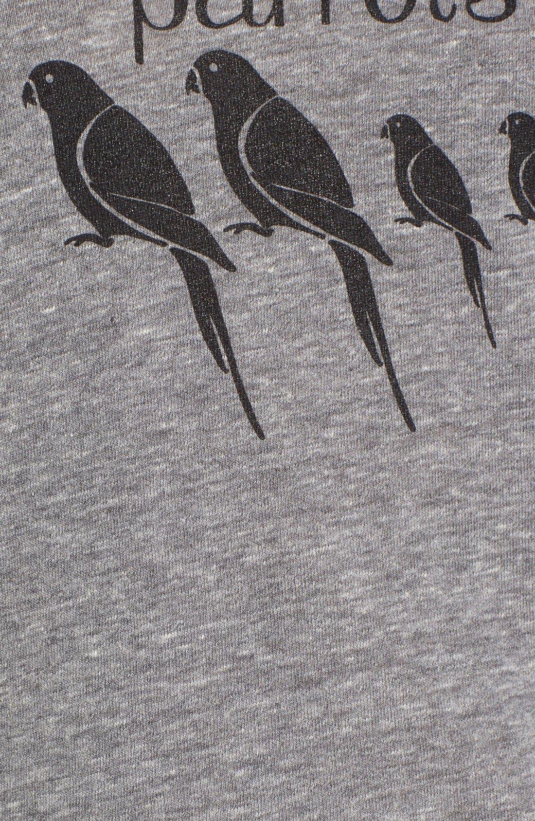 Alternate Image 5  - Rachel Antonoff 'Meet the Parrots' Tee