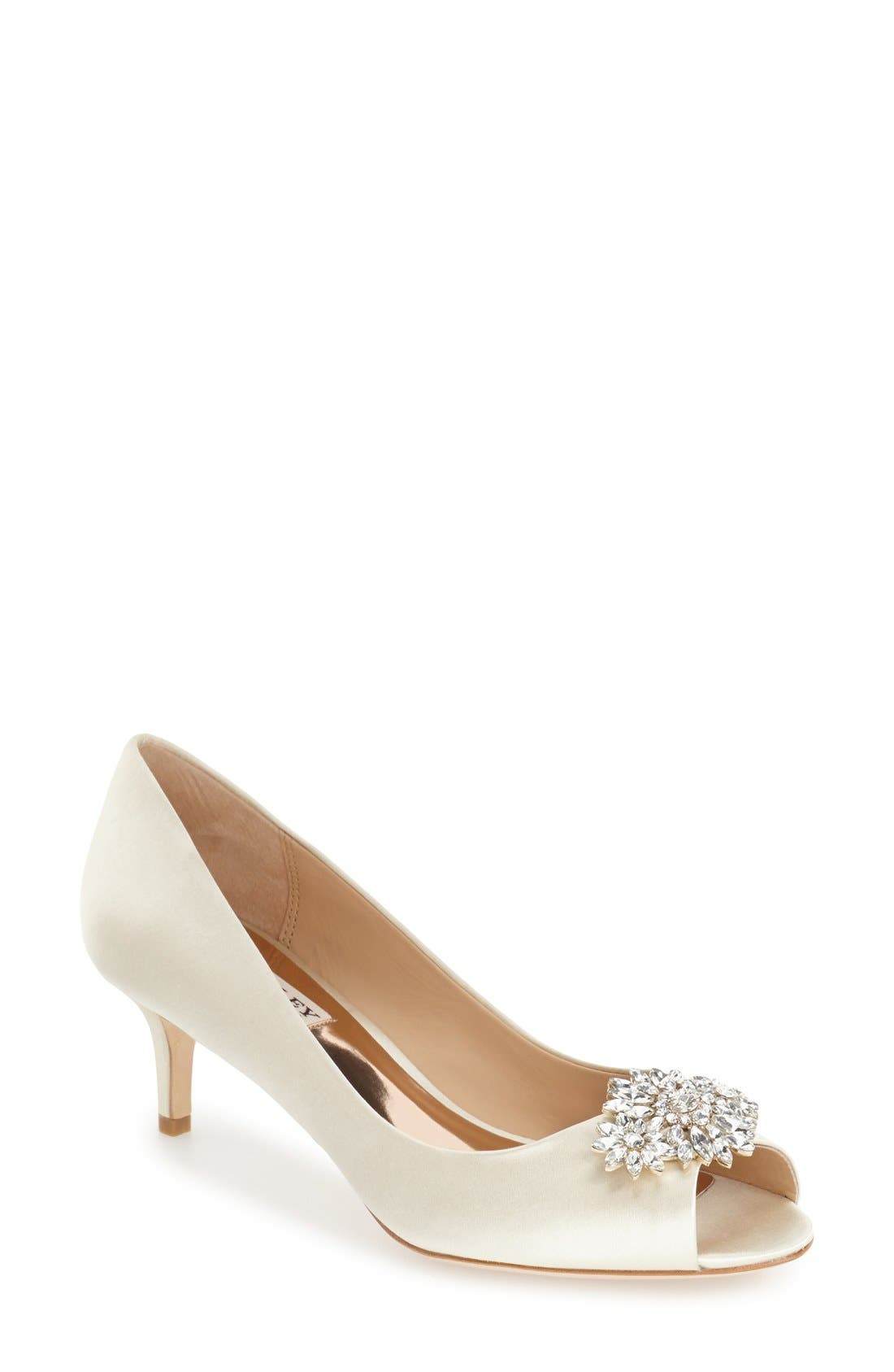Badgley Mischka Wedding Shoes Nordstrom