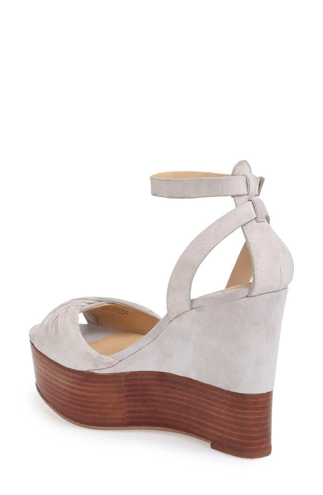 Alternate Image 2  - Joe's 'Vassar' Wedge Sandal (Women)