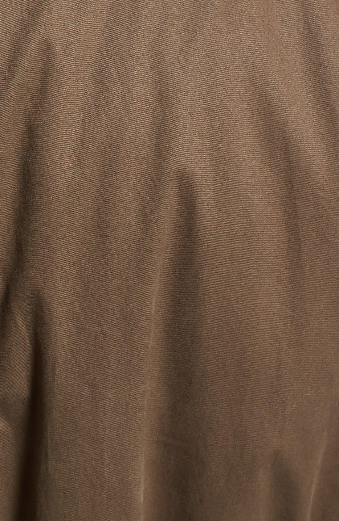 Alternate Image 5  - Vera Wang Faux Fur Trim Mixed Media Parka