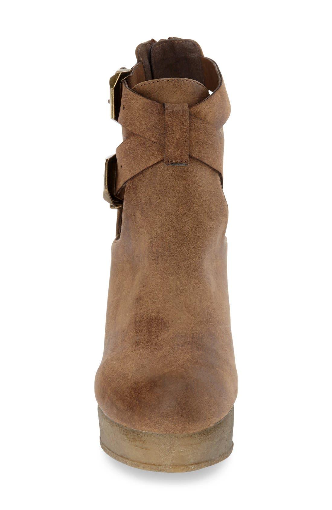 Alternate Image 3  - Sbicca 'Javiera' Platform Wedge Bootie (Women)