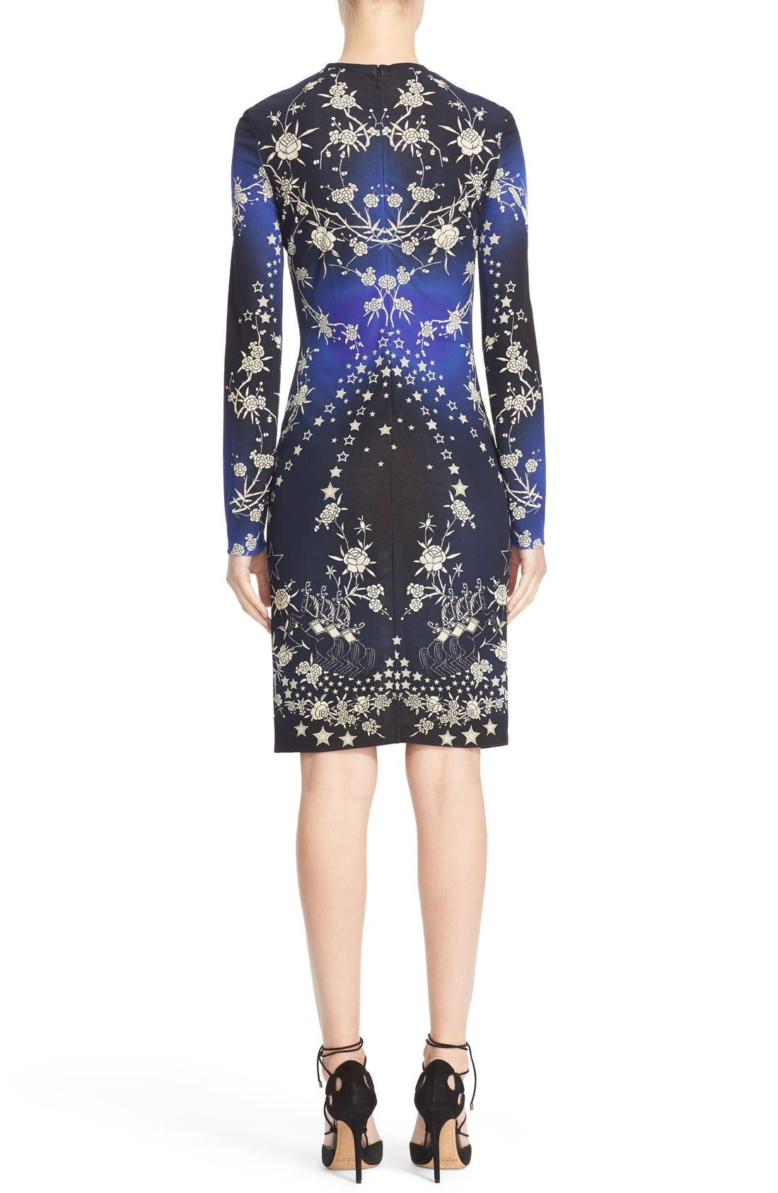 Alternate Image 2  - Roberto Cavalli 'Pretty Thing' Print Jersey Dress