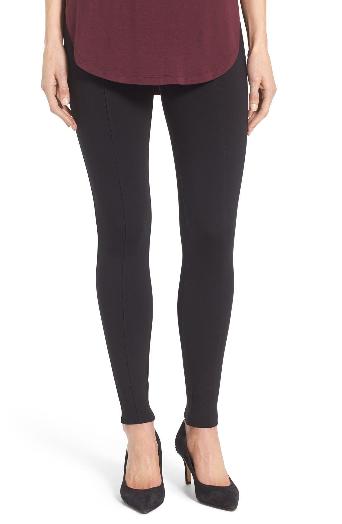 HALOGEN® Seamed Leggings