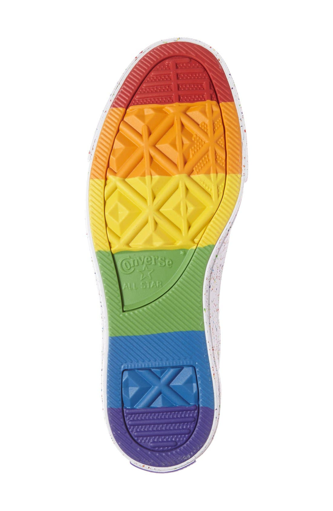 Alternate Image 4  - Converse Chuck Taylor® All Star® 'Pride' Sneaker (Women)