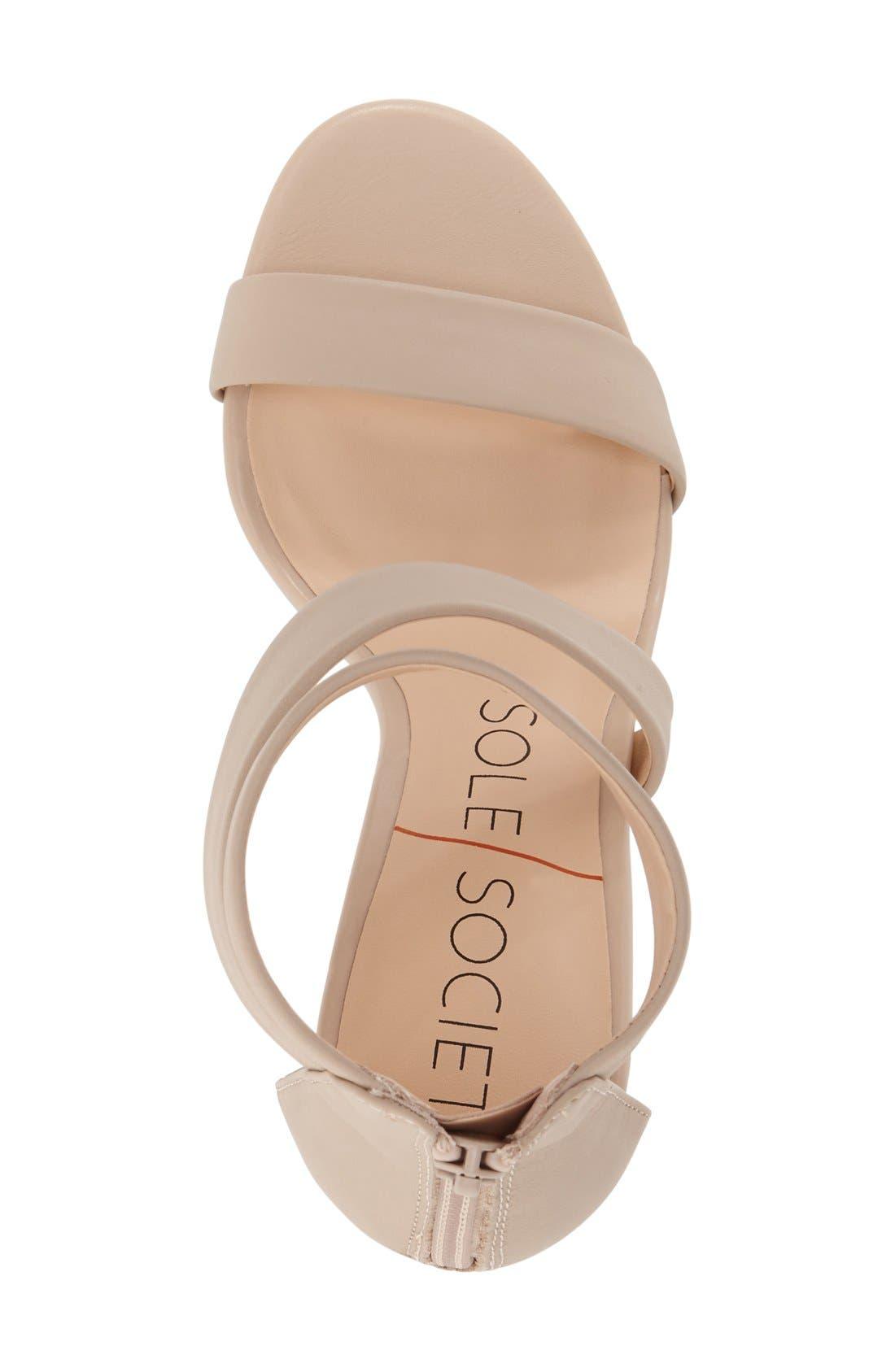 Alternate Image 3  - Sole Society 'Juliette' Sandal (Women)