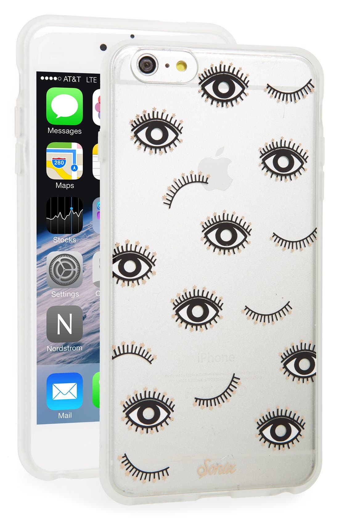Alternate Image 1 Selected - Sonix Starry Eyed iPhone 6 Plus/6s Plus Case