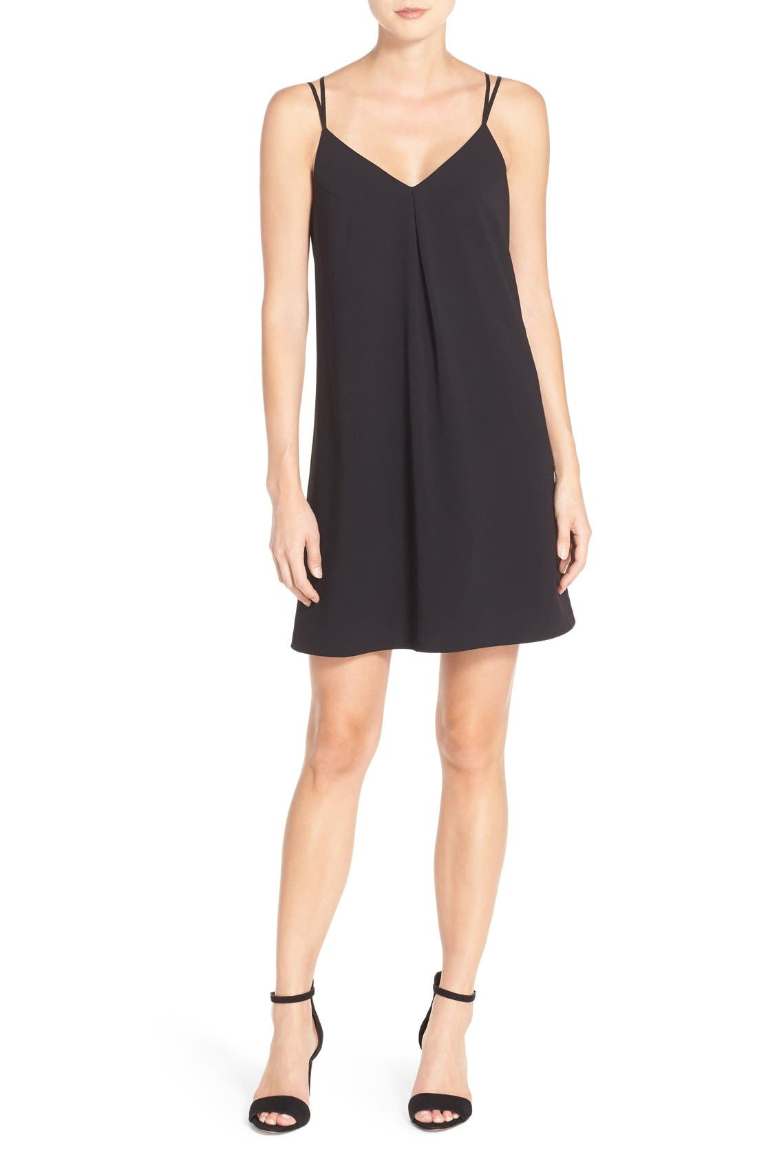 Felicity & Coco Woven Minidress (Nordstrom Exclusive)