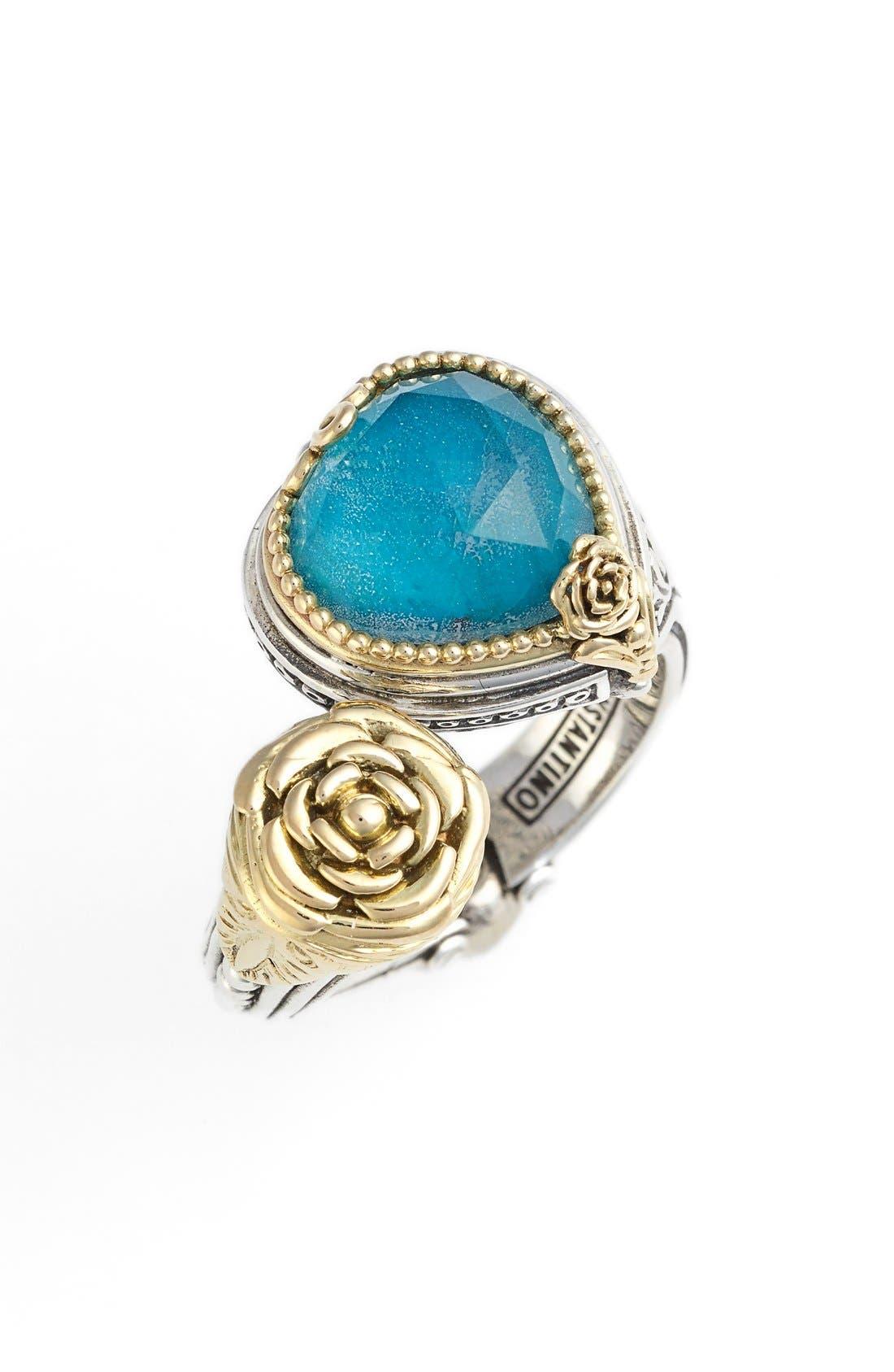 Alternate Image 1 Selected - Konstantino 'Iliada' Doublet Ring