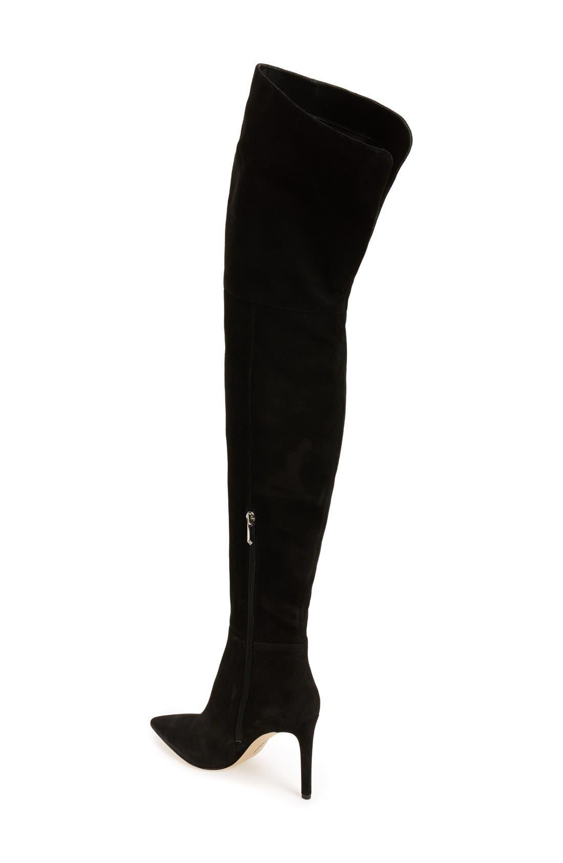 Alternate Image 2  - Sam Edelman Bernadette Over the Knee Boot (Women)
