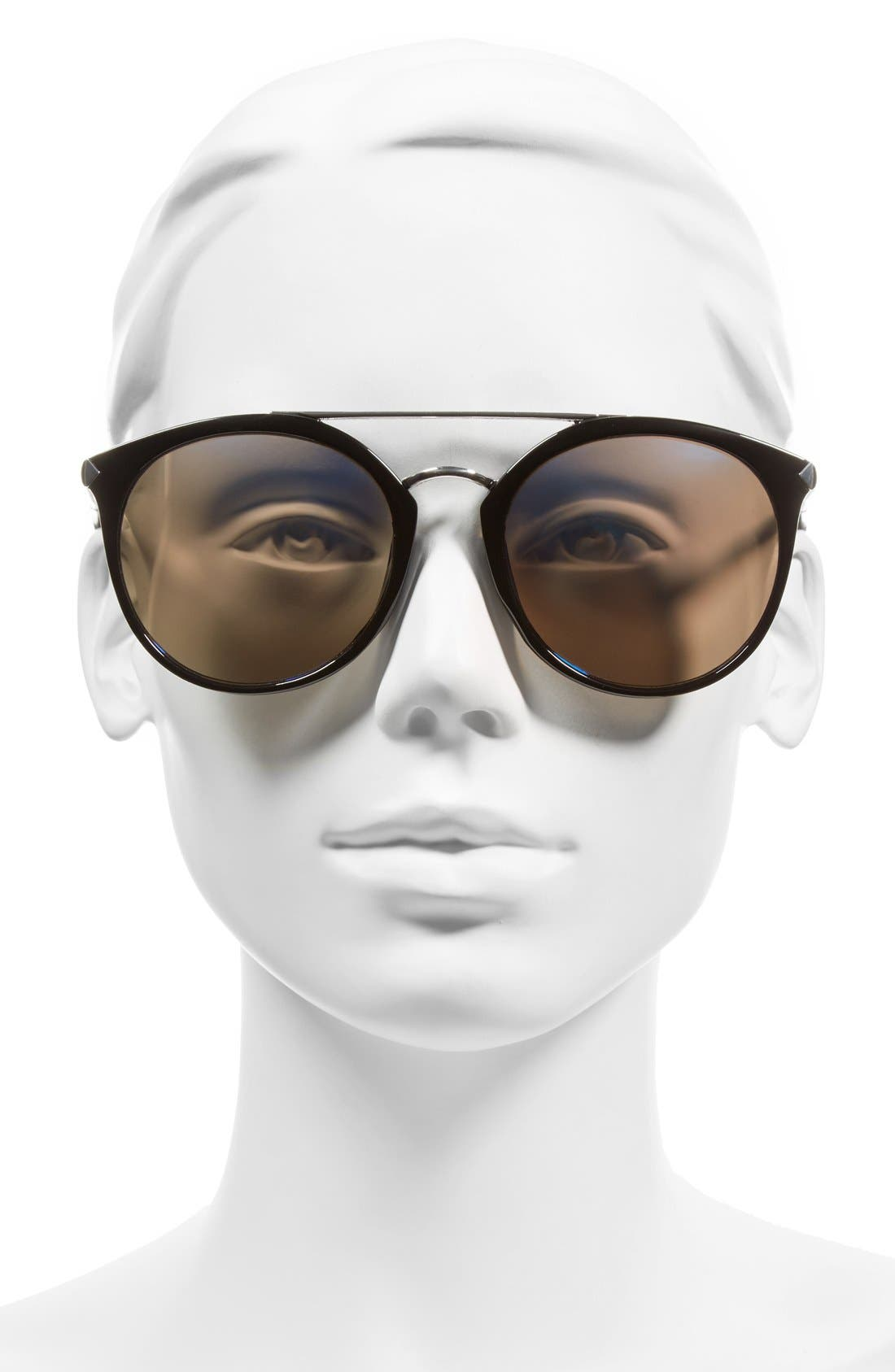 Alternate Image 2  - BP. 55mm Mirrored Sunglasses