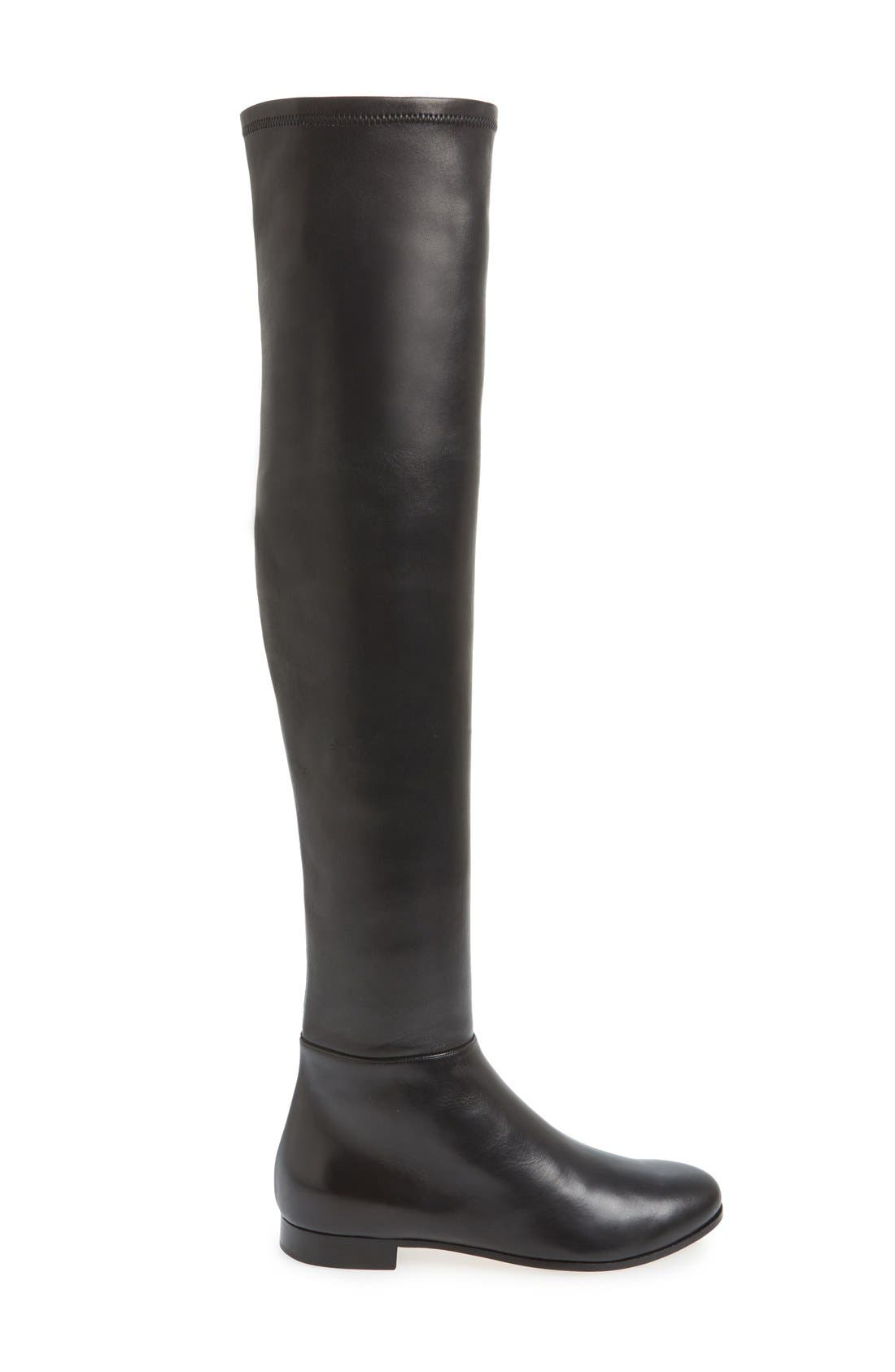 Alternate Image 4  - Jimmy Choo 'Myren' Over the Knee Boot (Women)