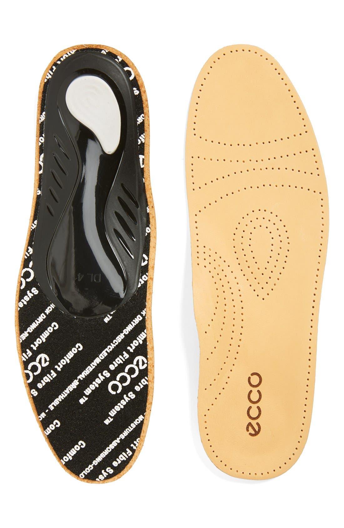 ECCO Premium Leather Footbed (Men)