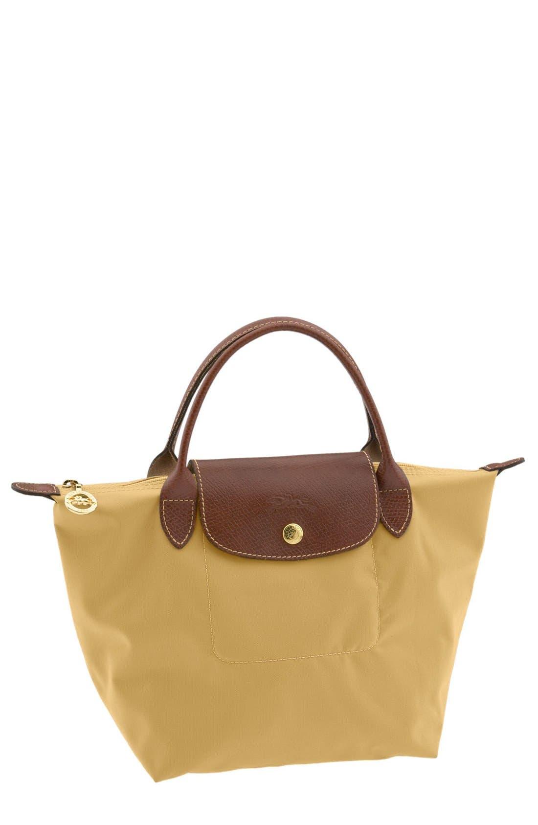 Alternate Image 1 Selected - Longchamp 'Mini Le Pliage' Handbag