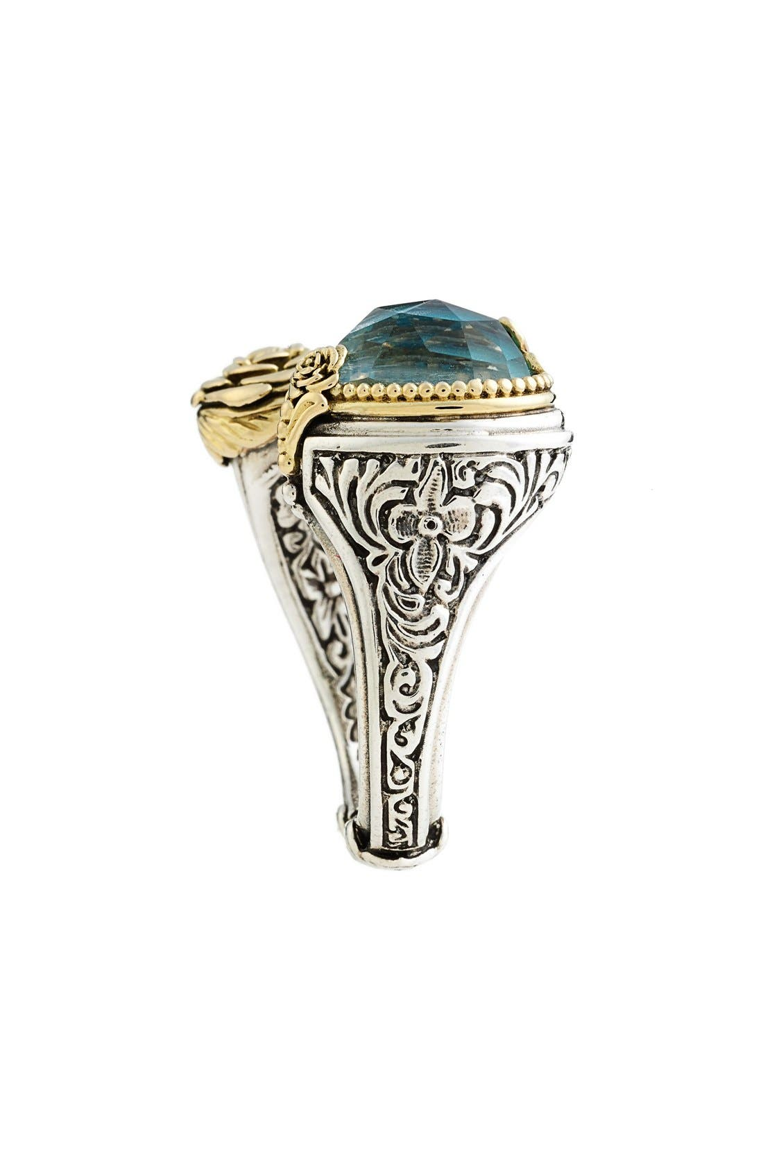Alternate Image 2  - Konstantino 'Iliada' Doublet Ring