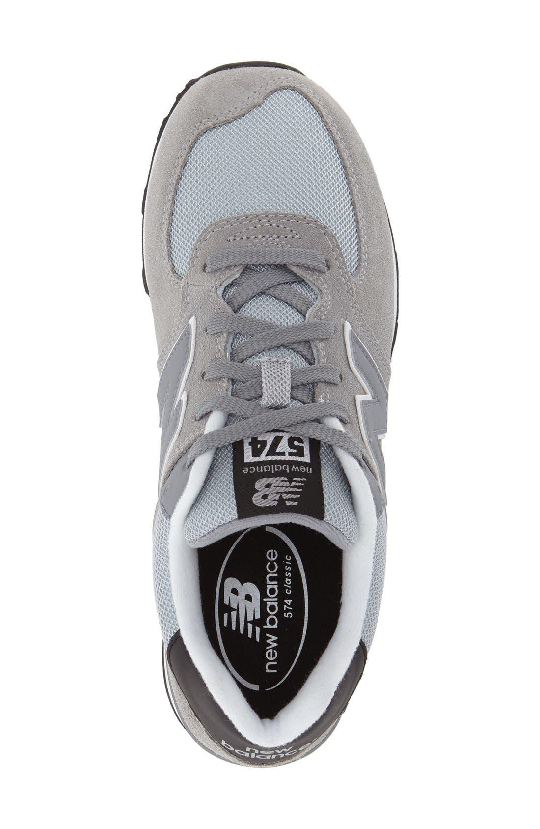 Alternate Image 3  - New Balance '574 Core Plus' Sneaker (Baby, Walker, Toddler, Little Kid & Big Kid)