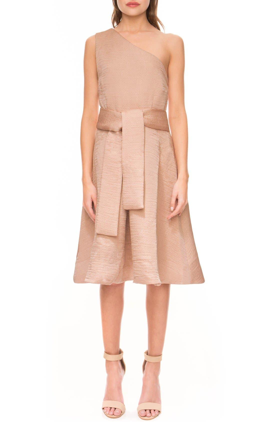 Alternate Image 1 Selected - Keepsake the Label 'Rapture' One Shoulder Dress