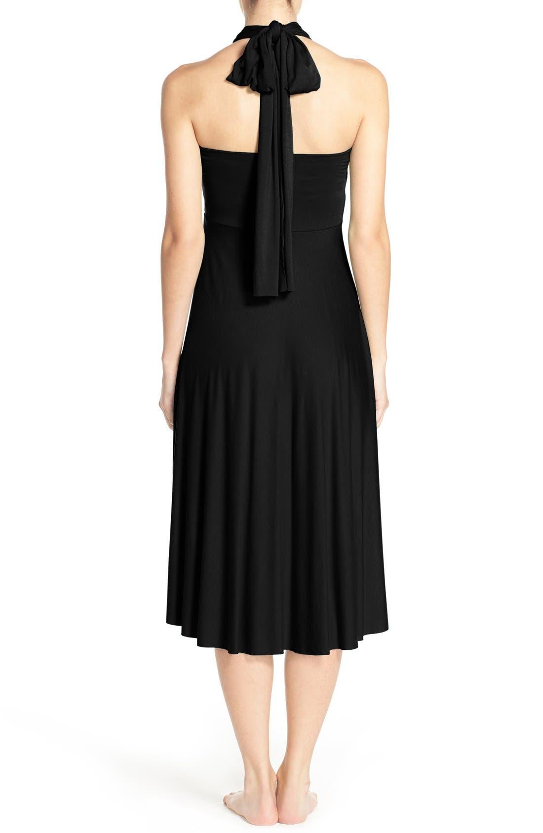 Alternate Image 3  - Elan Convertible Cover-Up Dress