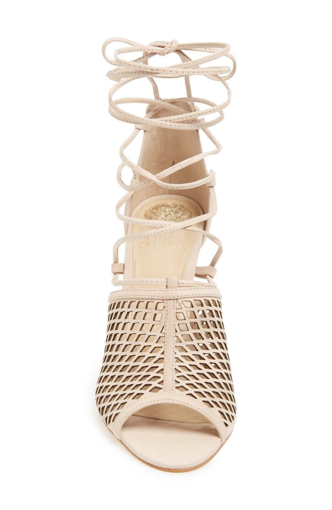 Alternate Image 3  - Vince Camuto 'Vasha' Lace-Up Sandal (Women) (Nordstrom Exclusive)