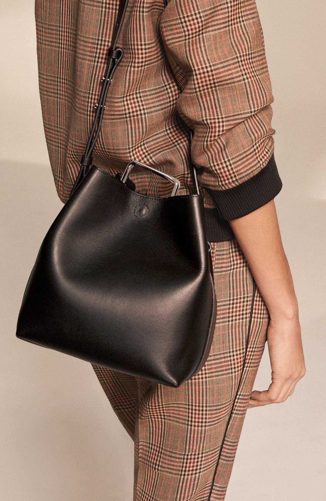 Alternate Image 8  - 3.1 Phillip Lim 'Mini Quill' Leather Bucket Bag