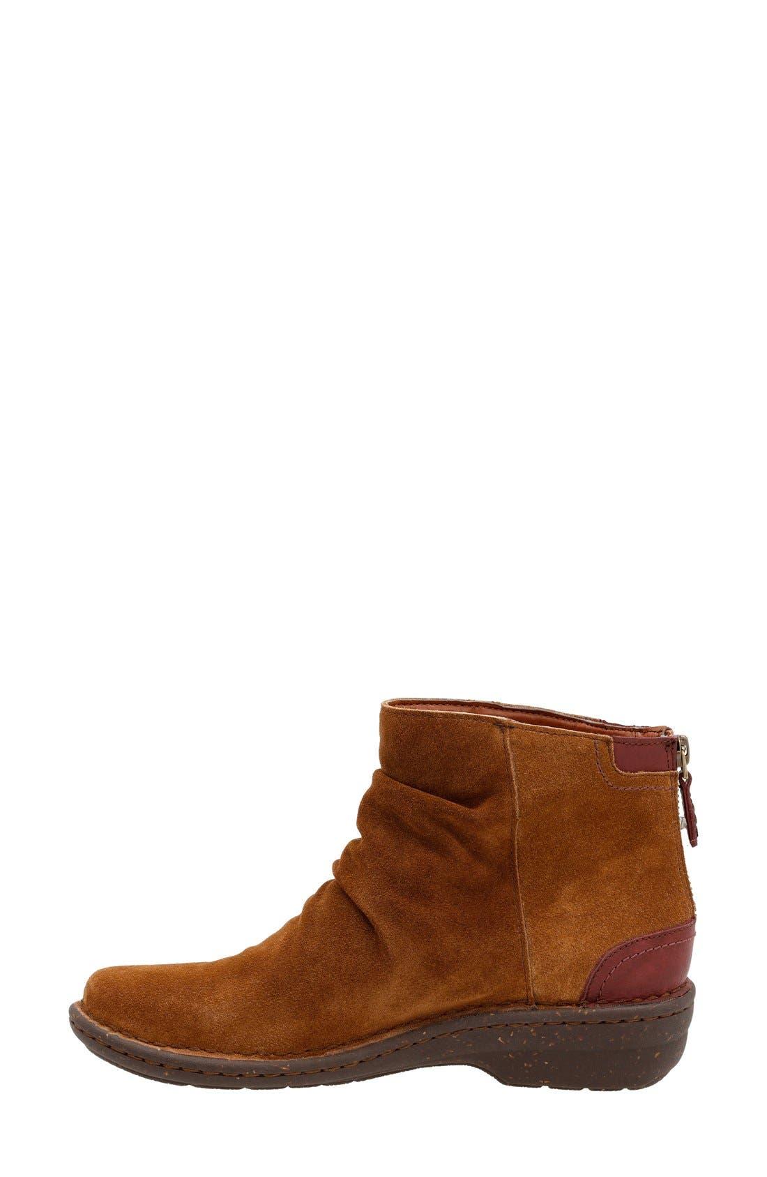 Alternate Image 2  - Clarks® 'Avington Swan' Ankle Boot (Women)