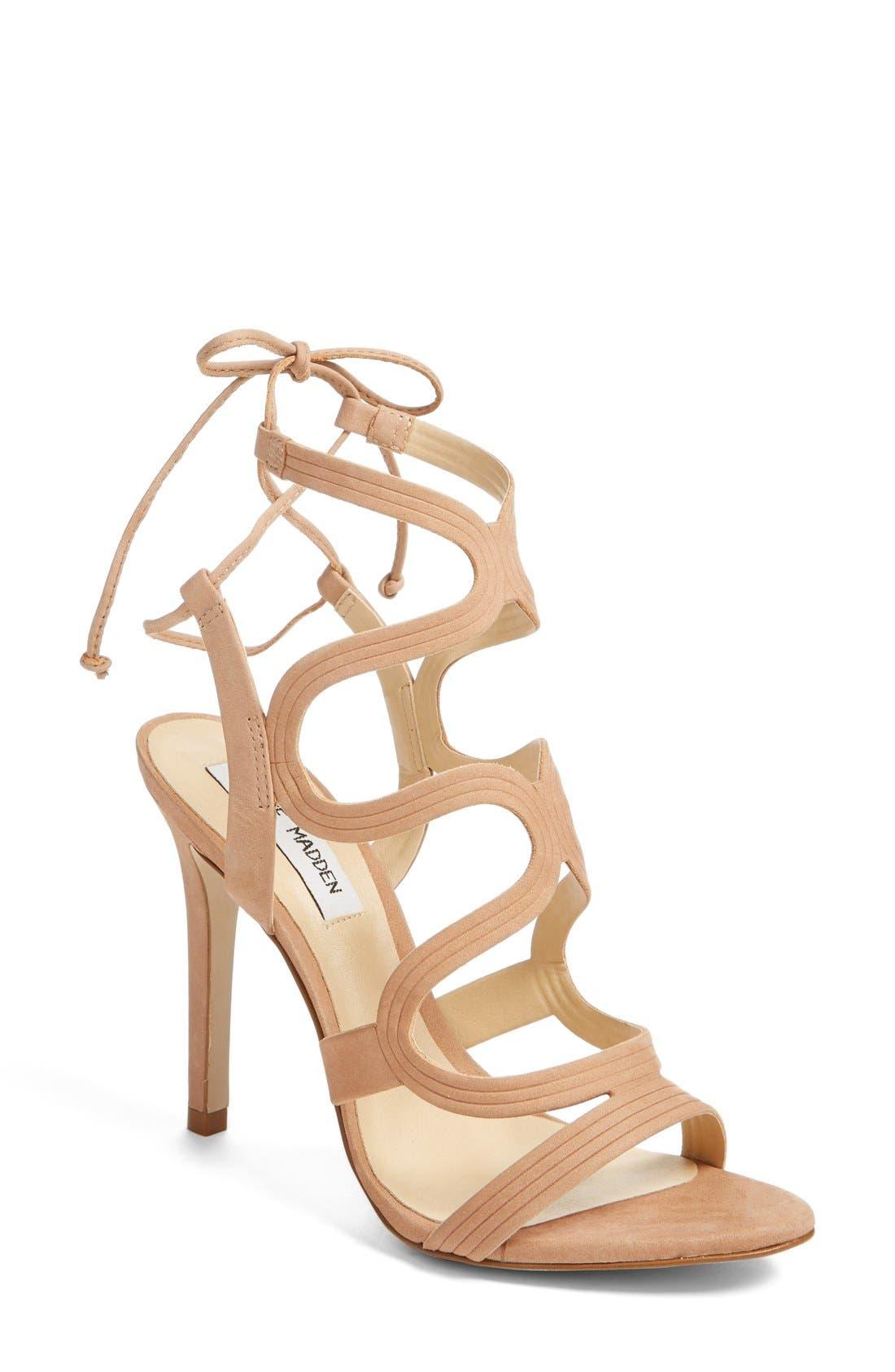 Alternate Image 1 Selected - Steve Madden 'Ava' Sandal (Women)