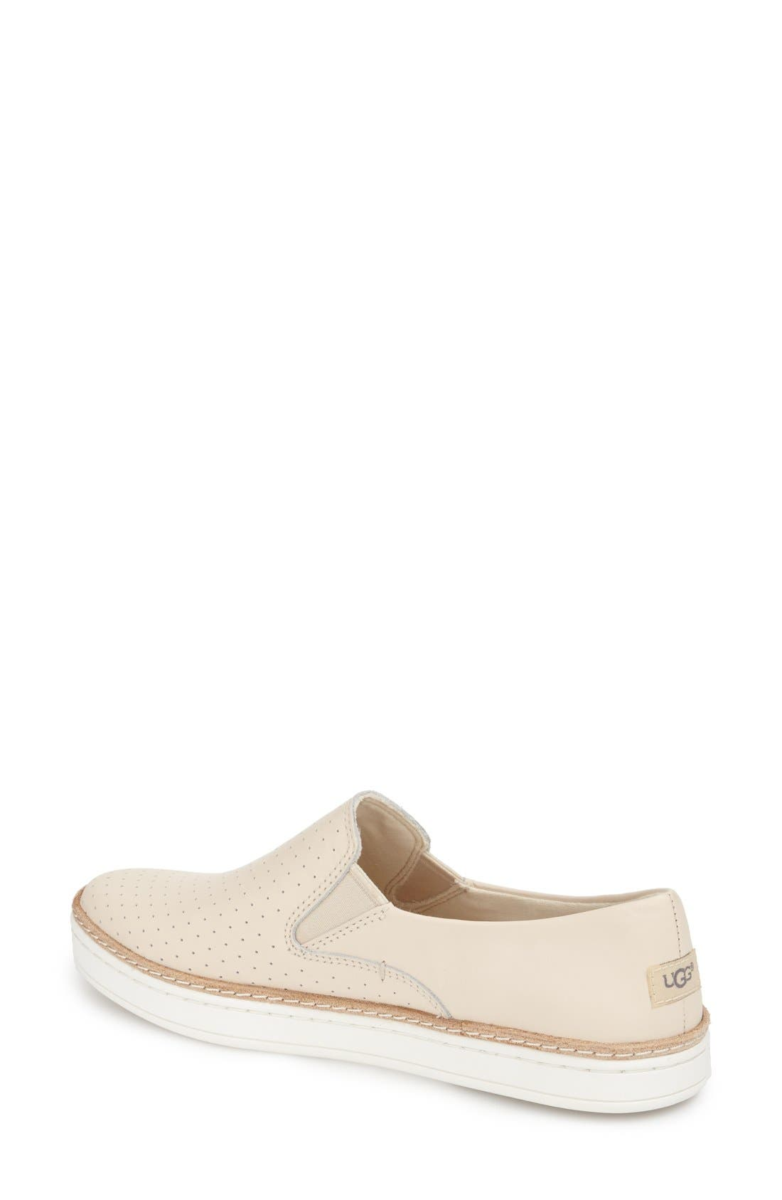 Alternate Image 2  - UGG® 'Keile' Perforated Sneaker (Women)