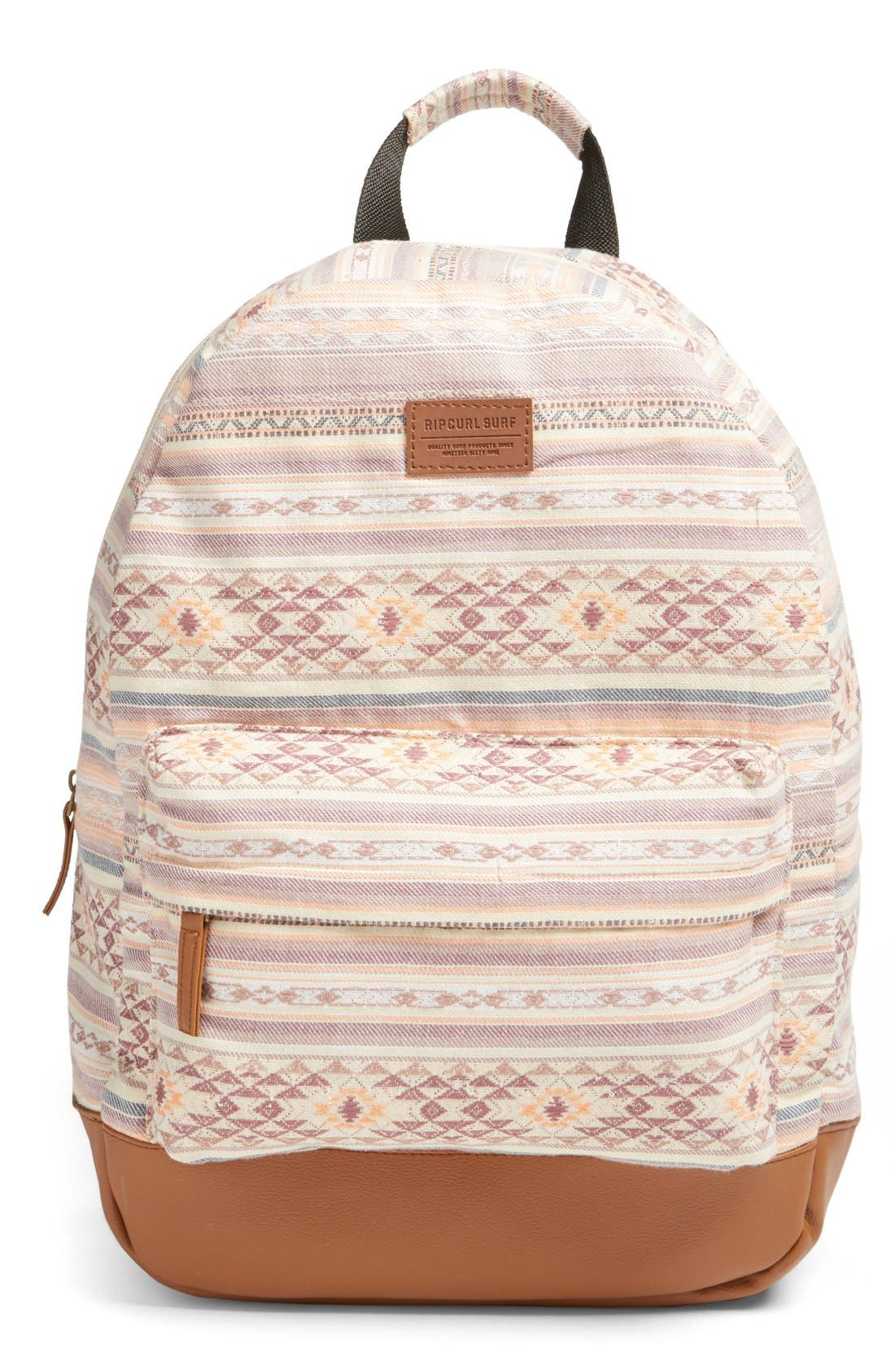 Main Image - Rip Curl 'Surf Bandit' Woven Backpack