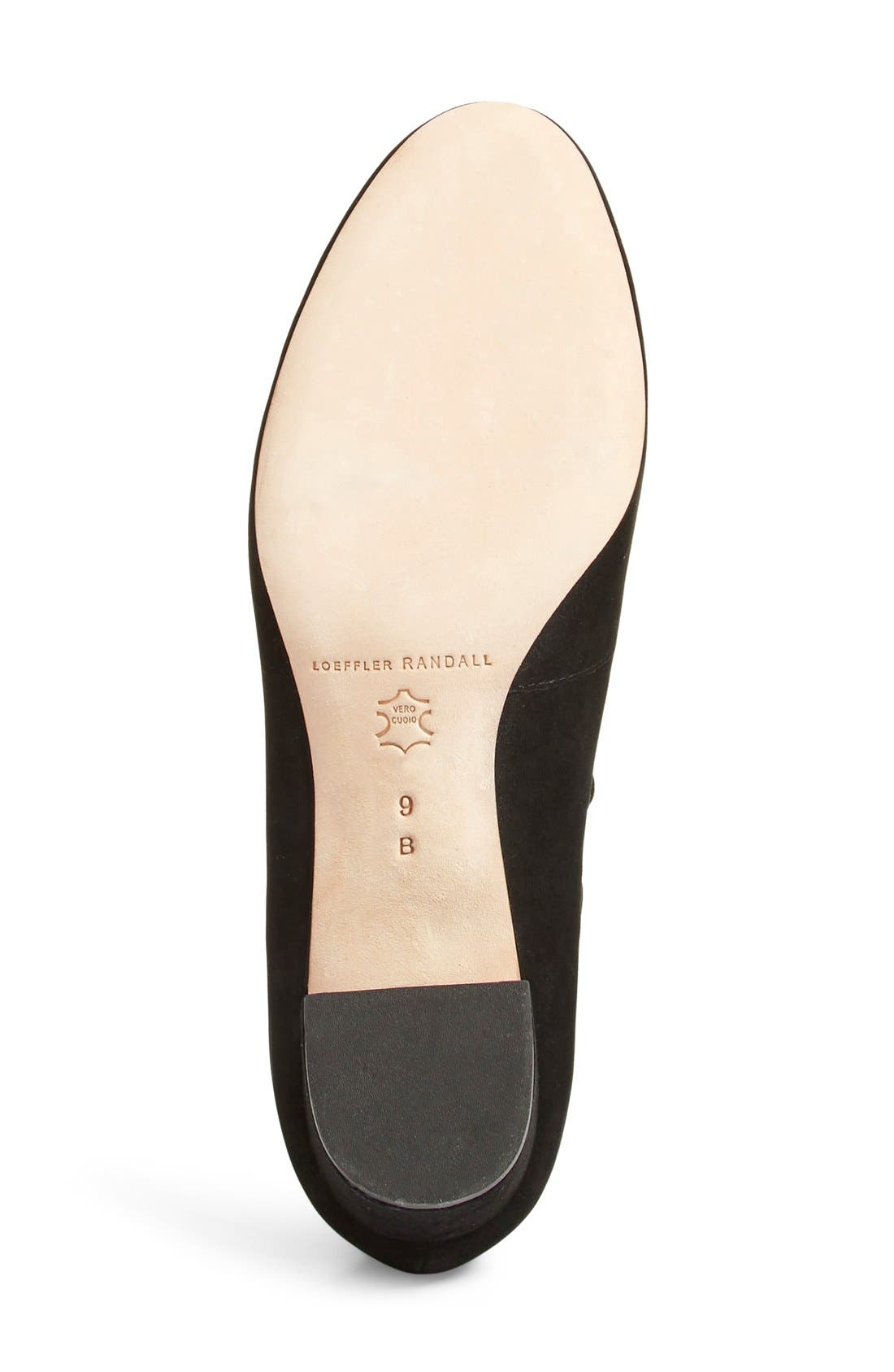Alternate Image 4  - Loeffler Randall 'Clara' Block Heel Pump (Women)