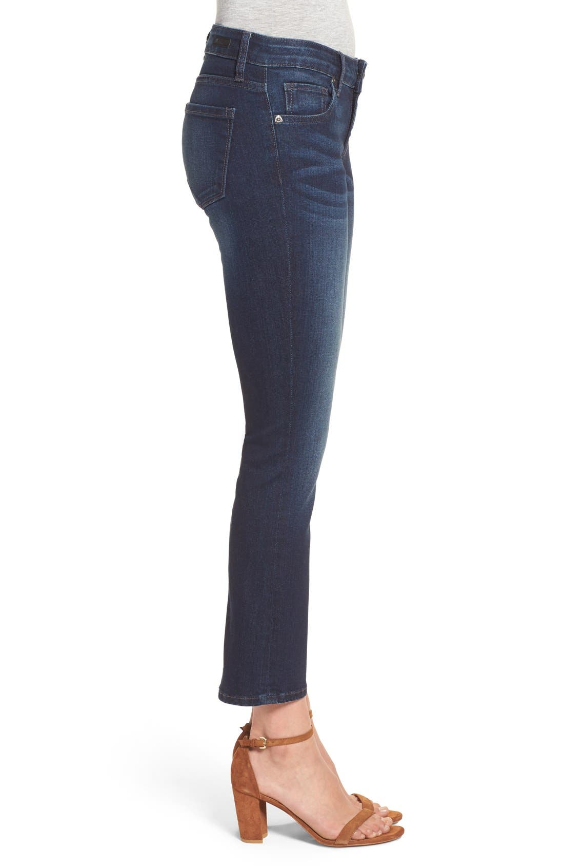 Alternate Image 3  - KUT from the Kloth 'Reese' Crop Flare Leg Jeans (Security)