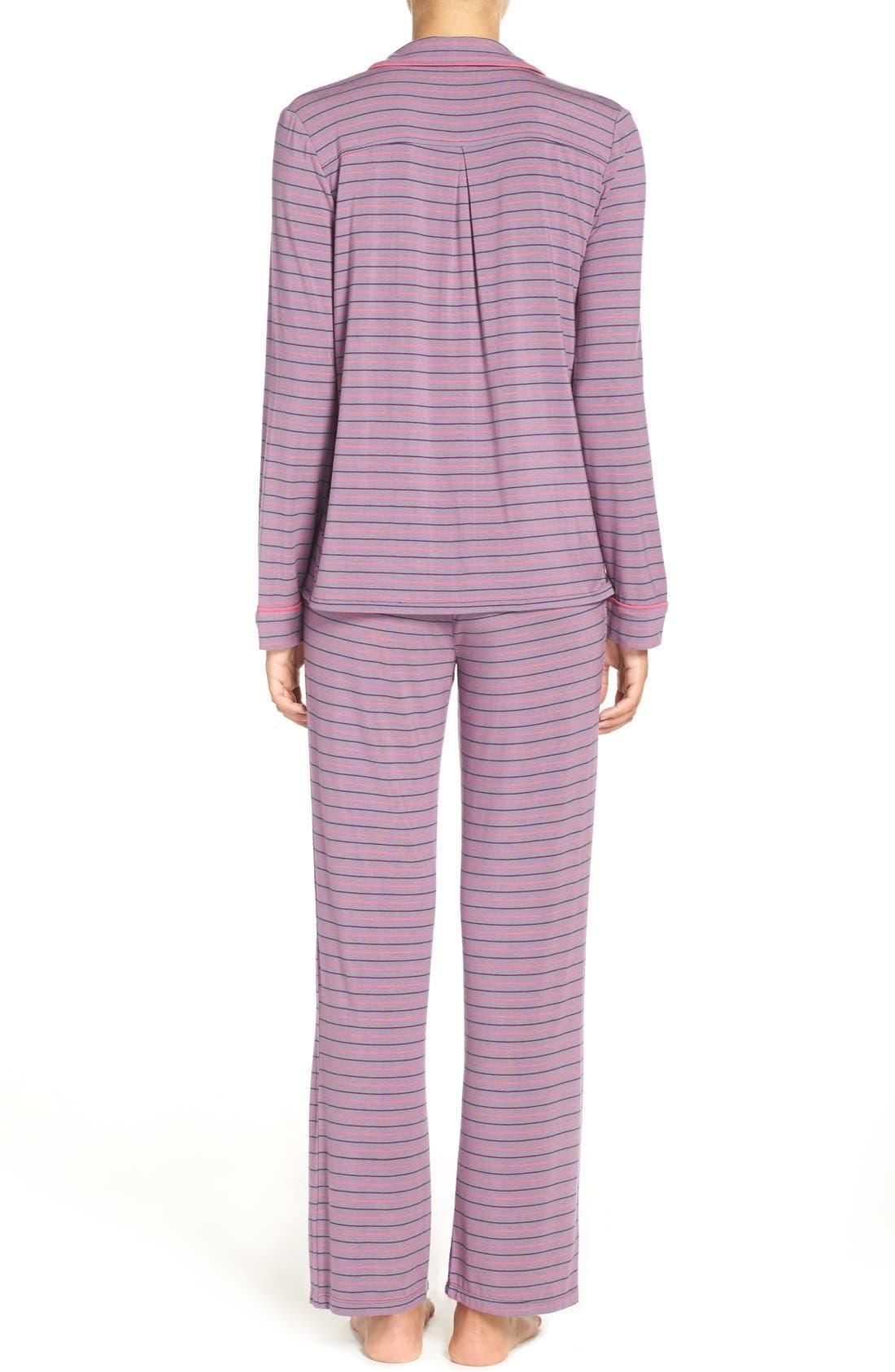 Alternate Image 2  - PJ Salvage Stretch Modal Pajamas