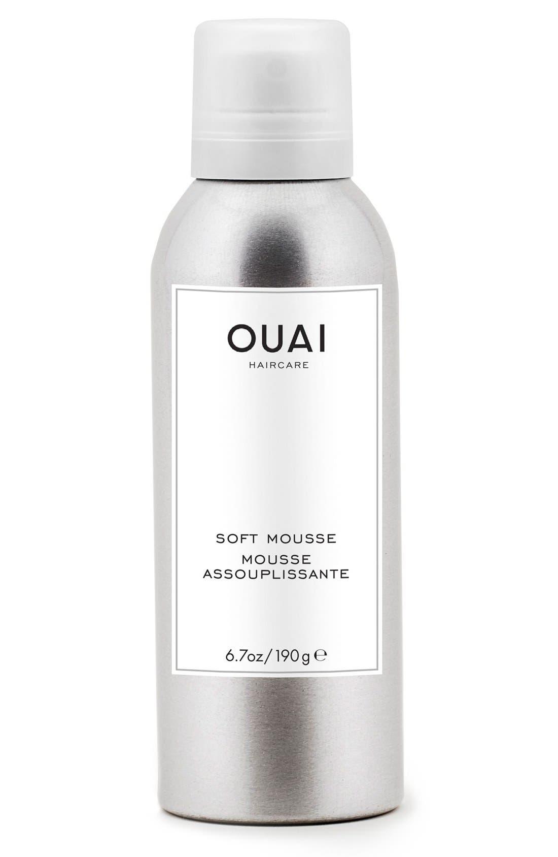 OUAI Soft Mousse